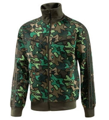 AdidasAdidas Safety Camo Track Top