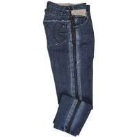 :: Jordan Buckle 5-Pocket Jean