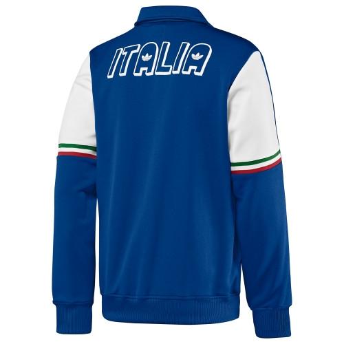 adidas italia track top
