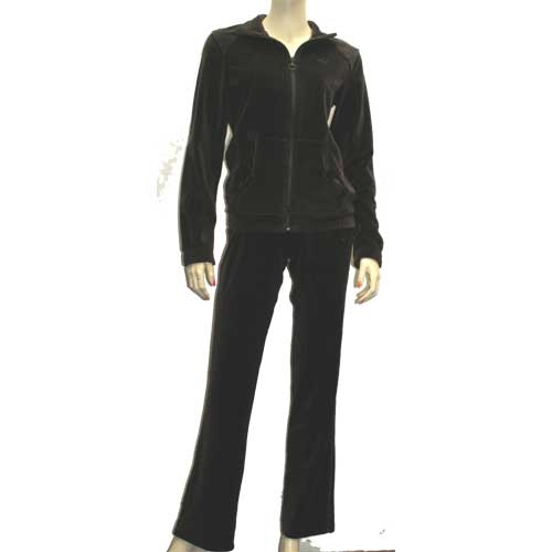 Puma Puma Velour Jogging Suit Women